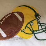 FB & Yellow Helmet/Green Stripe/Green Mask (M75)